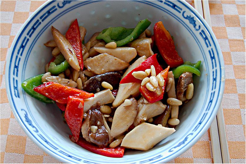 Buddhistische Küche