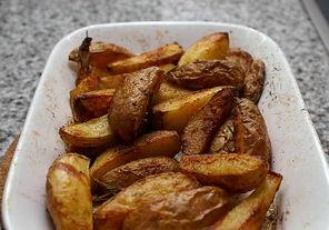 Amerikanischer Kühlschrank Wiki : Potato wedges u2013 koch wiki