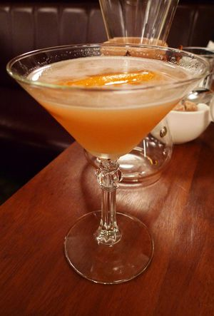 The Marmelade Cocktail