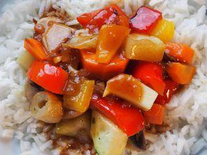 Einfache Süß Saure Sauce Koch Wiki