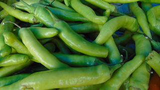 Aesthetic green Chillies.JPG