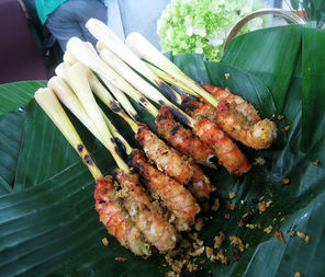 Sate Udang